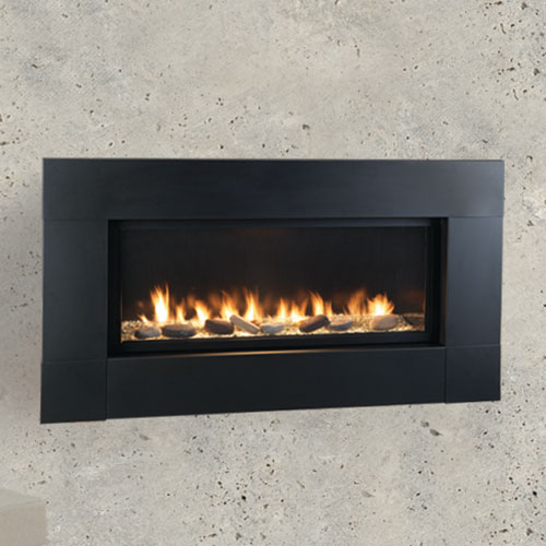 42 Artisan Total Signature Command Vent Free Linear Fireplace ...