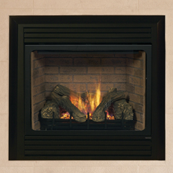 "36"" DVB Signature mand Direct Vent Fireplace"