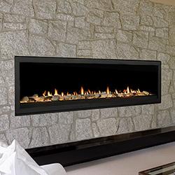 70 Aura Total Signature Command Direct Vent Fireplace