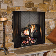 Monessen Woodburning Indoor Fireplaces