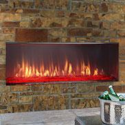 Ventless Outdoor Fireplaces