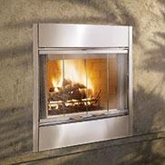 Monessen Woodburning Outdoor Fireplaces